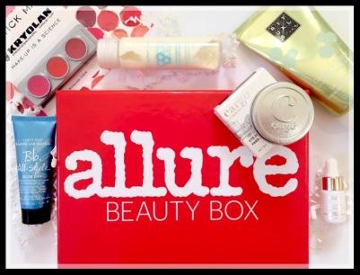 Allure Beauty Box 1