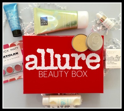 Allure Beauty Box 2
