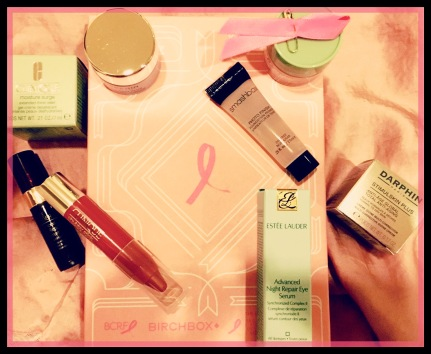 Birchbox October 2015