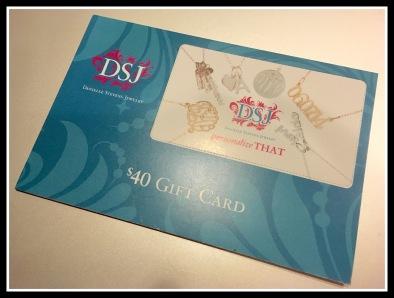 Danielle Stevens Jewelry Gift Card