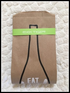 Easy Tiger Liquor bag set