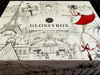 Glossybox October 2015 vive la france