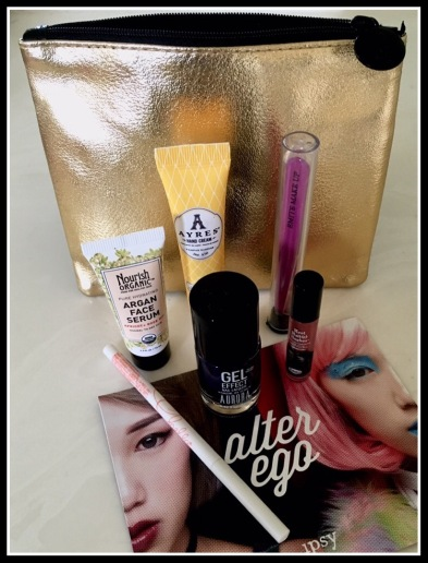 Ipsy Glam Bag October 2015