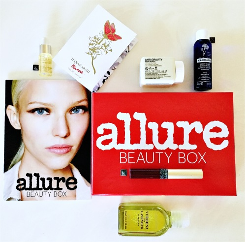 Allure Beauty Box Nov