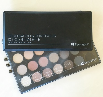 bhcosmetics foundation palette