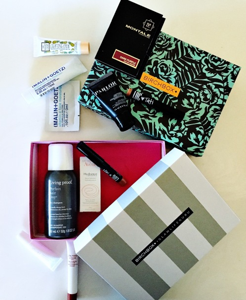 November Birchboxes