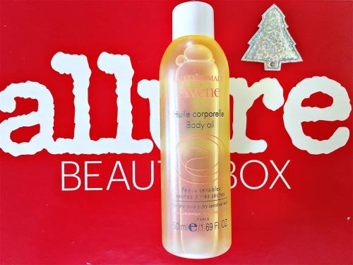 Avene Body Oil