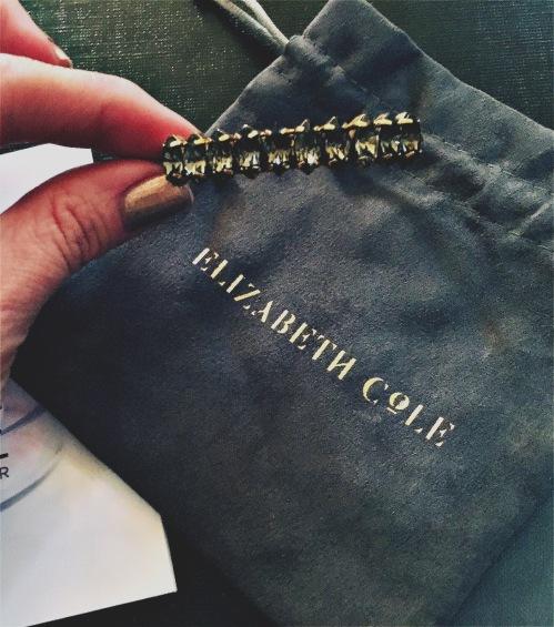 Elizabeth cole bracelet Popsugar Must Have Holiday 2