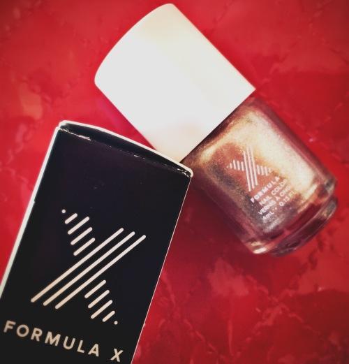 Formula X Rose Gold