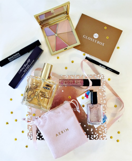 Glossybox Holiday Special Edition 2015