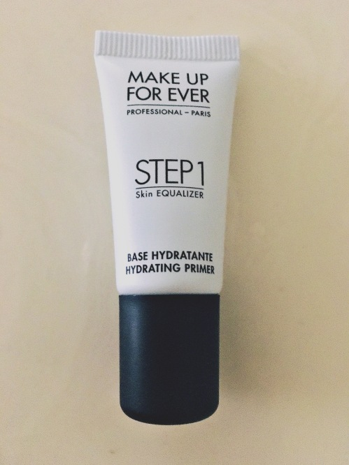 Make Up For Ever Step 1 Hydrating