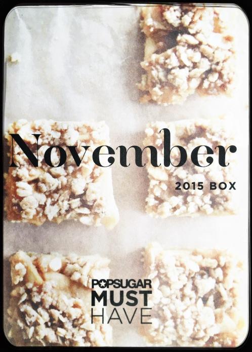 November Popsugar