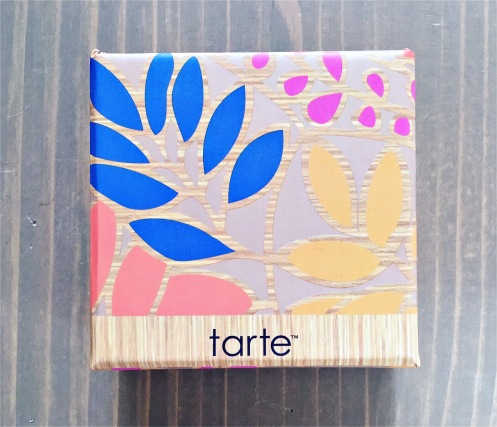 Tarte Beauty and the box eyeshadow
