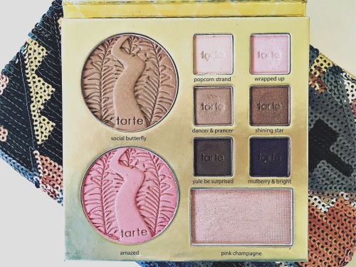 Tarte Light of the party palette