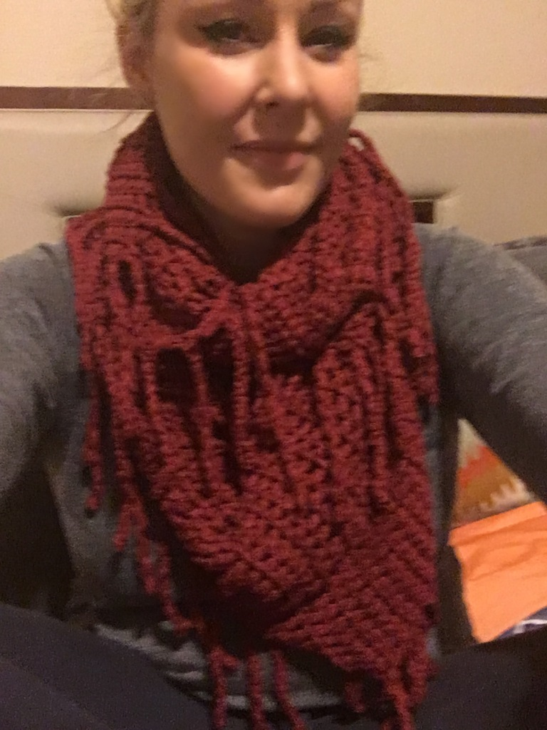 wantable scarf