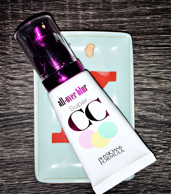 All over blur Super CC Physician Formula