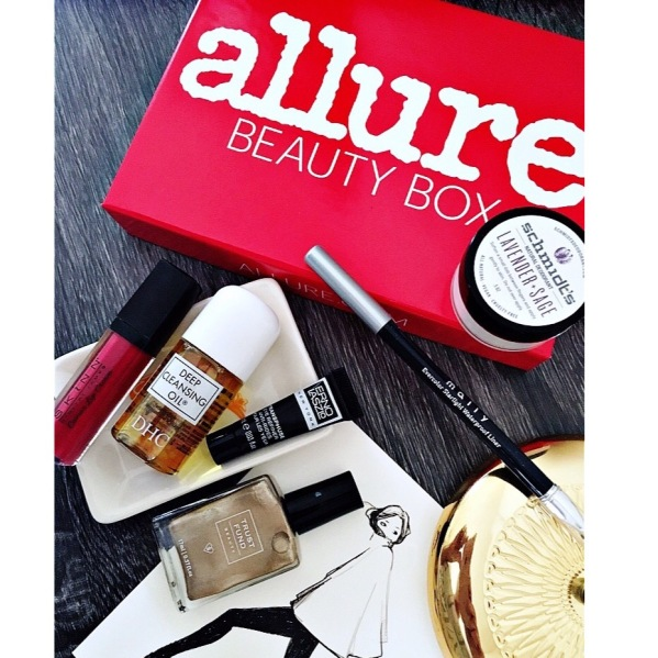 Allure Beauty Box Jan 2016