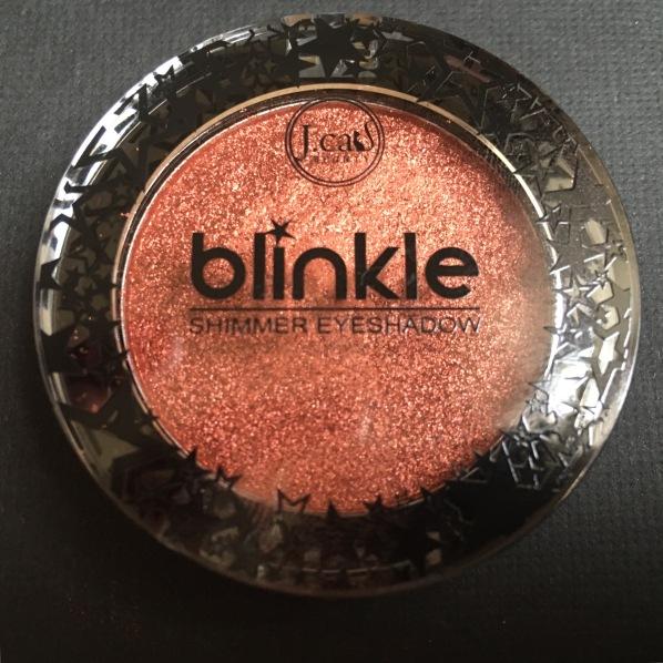 JCat Blinkle shimmer Shadow