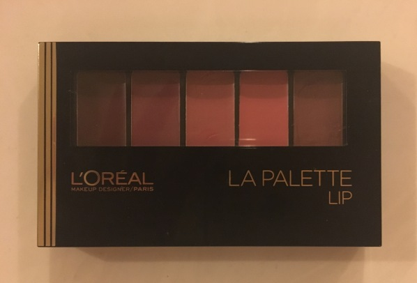 Loreal La Lip Palette