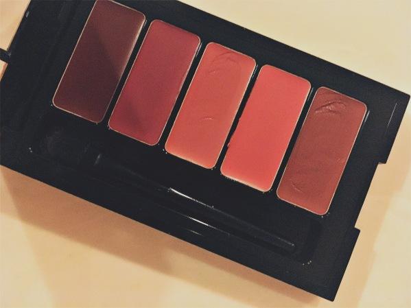L'Oreal La Lip Palette