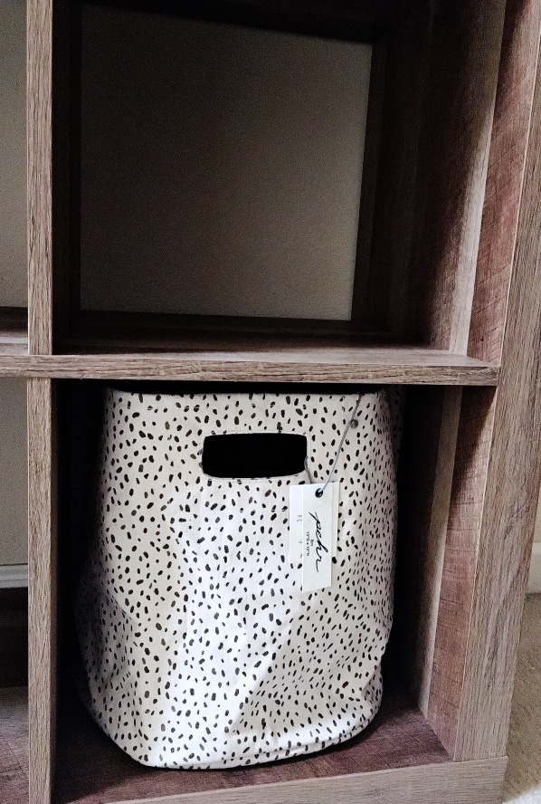 Pehr designs Pebble Speck Bin