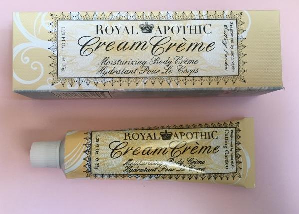 Royal Apothic Body Creme
