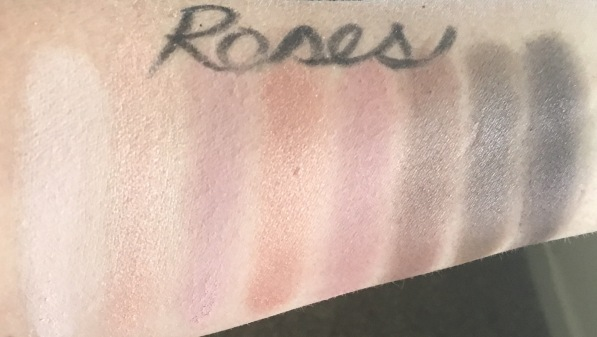 Covergirl TruNakeds Roses Swatch