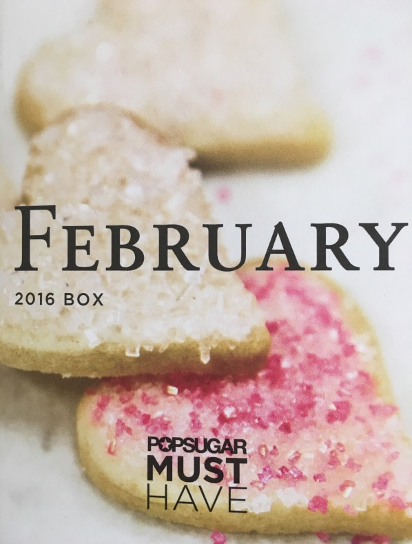 Feb 2016 Must have box