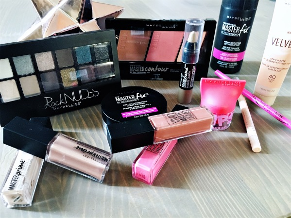 Maybelline 2016 Colletion