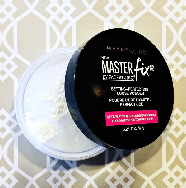 Maybelline Master Fix Setting and Perfectin Lose Powder