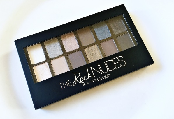 Maybelline The Rock Nudes