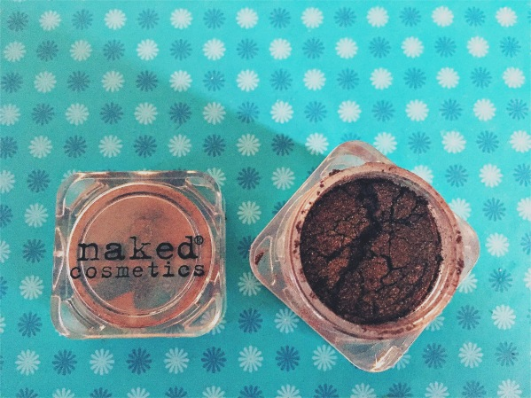 Naked Cosmetics Pigments