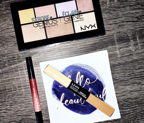 NYX new for 2016