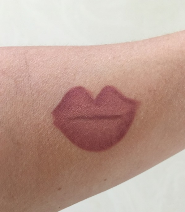 Ombre lip dou swatch NYX
