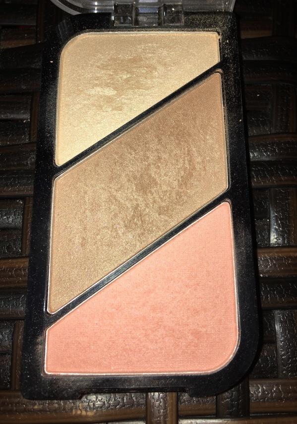 Rimmel contour palette