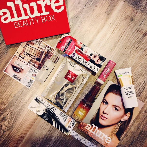 Allure Red Carpet Box