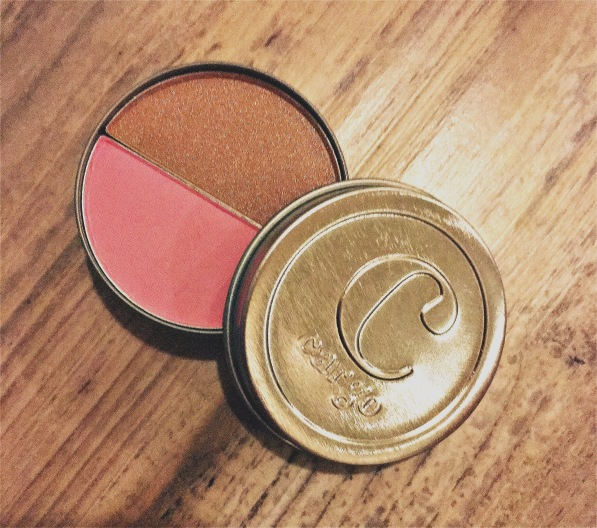 Cargo Blush:Bronzer duo