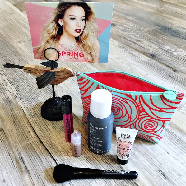 Ipsy March 2016