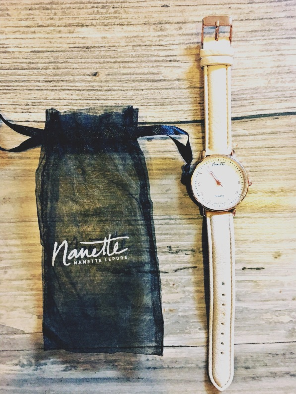 Nanette Lapore Rose Gold Watch