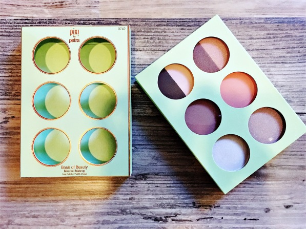 Pixi by Petra the Book of Beauty natural makeup