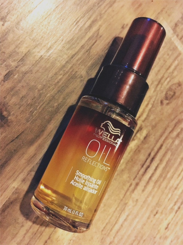 Wella Smoothing Oil