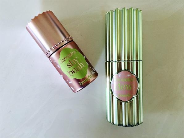 Benefit Dandelion Shy Beam & Dandelion Dew