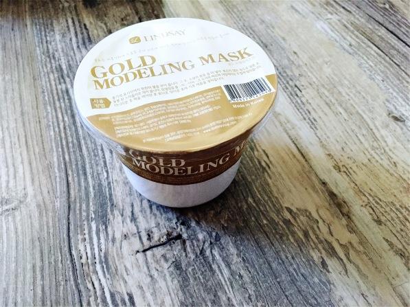 Gold Modeling Mask