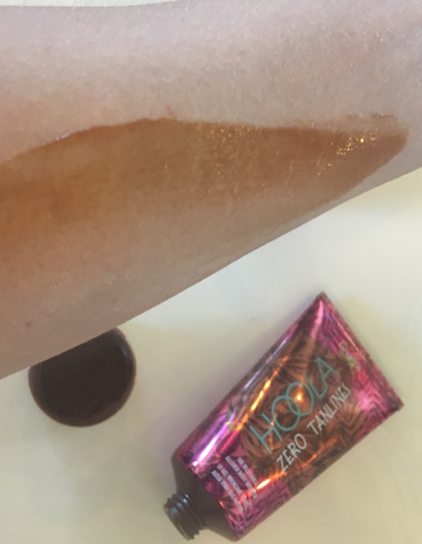 Hula Zero Tan Line swatch
