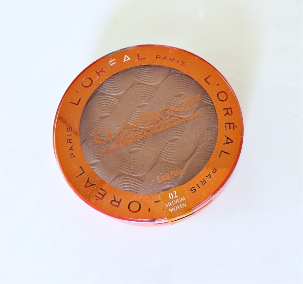Loreal Glam Bronze face & Body Bronzer