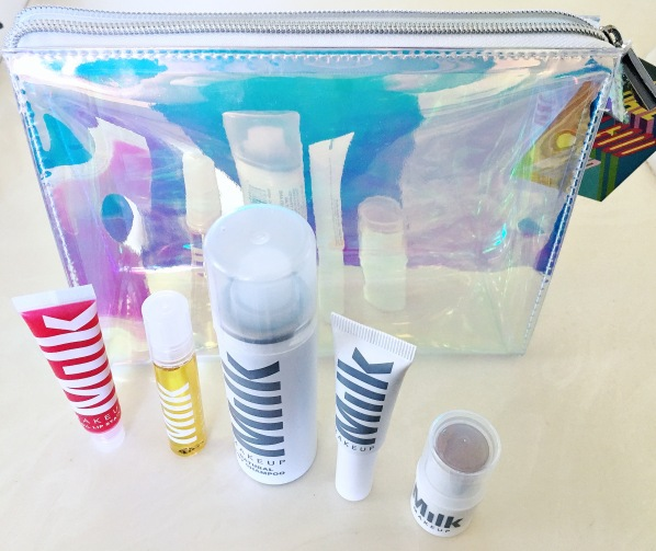 Milk Makeup set Have a good trip