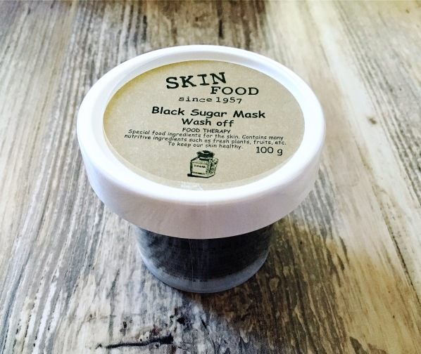 Skin Food Black sugar Mask