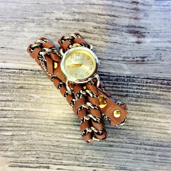 Wantable Kim wrap watch