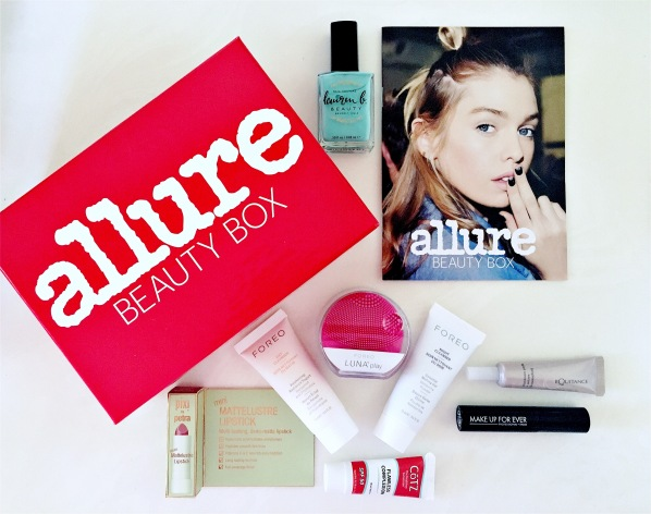Allure Beauty Box May 2016