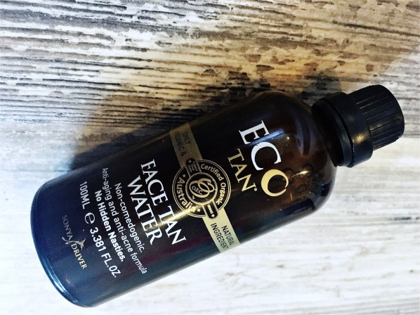 Eco Tan Organic Tan Water